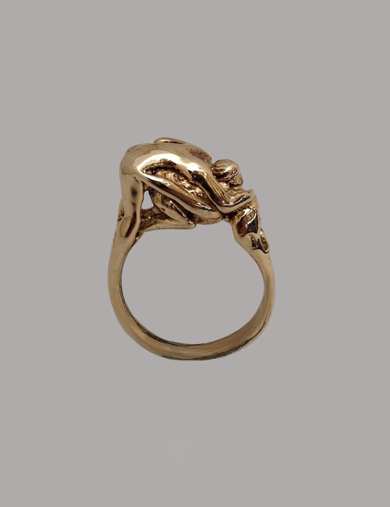 Evelyn Piper Kama Sutra Ring